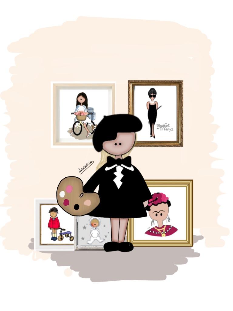 Laura Arias Madrid ilustradora dibujante
